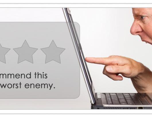 Amazon Negative Reviews