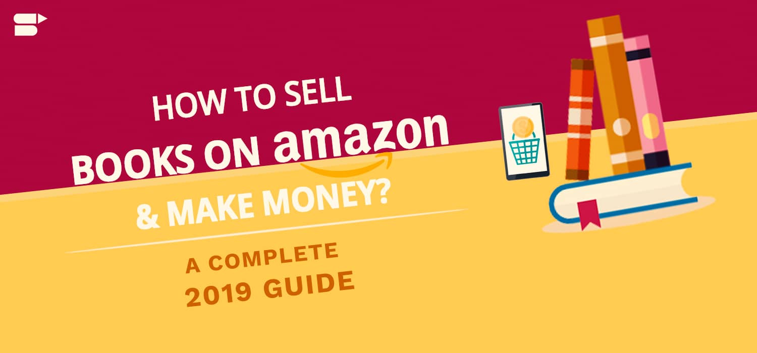 how to sell books on amazon 2019