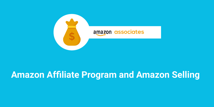Amazon affiliate program and sales