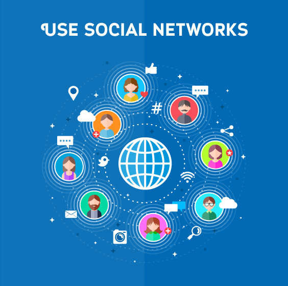 improve your social presence for brand identity