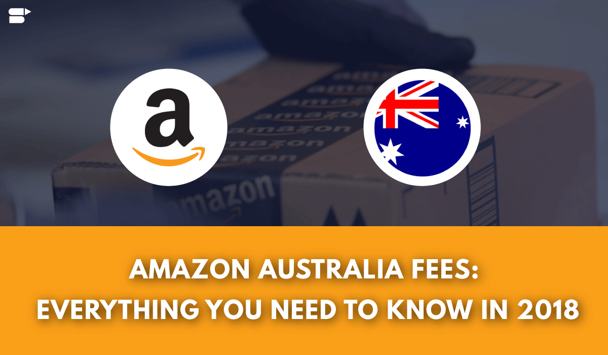 amazon australia seller fees