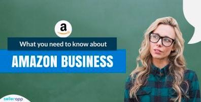 types of amazon business