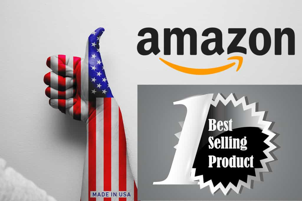 top selling products on amazon