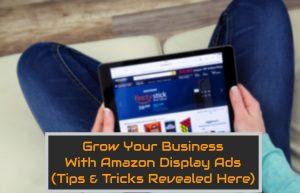 amazon product display ad ideas