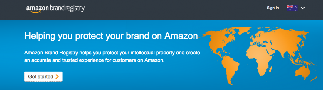 new amazon brand registry 2.0