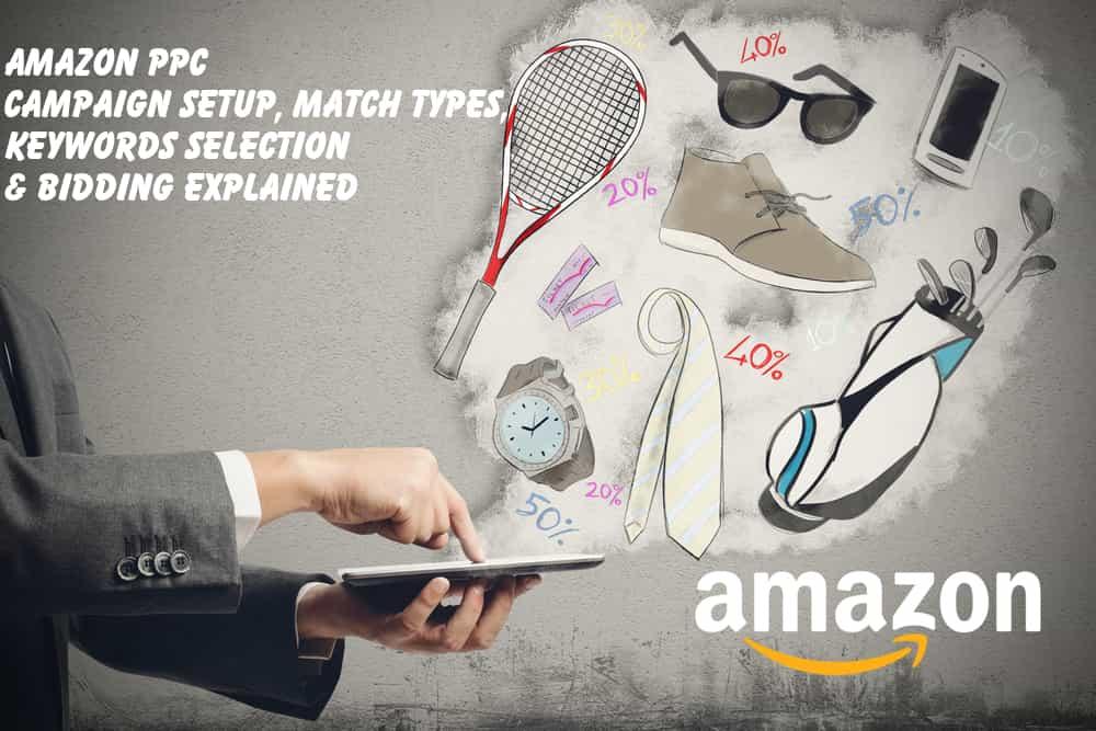 amazon ppc campaign