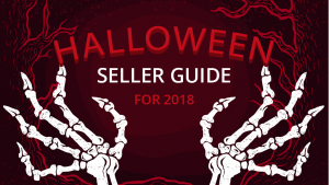 amazon halloween seasonal selling products on amazon