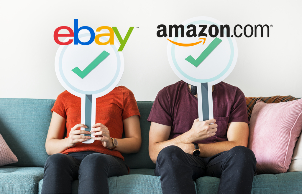 amazon fba vs ebay selling