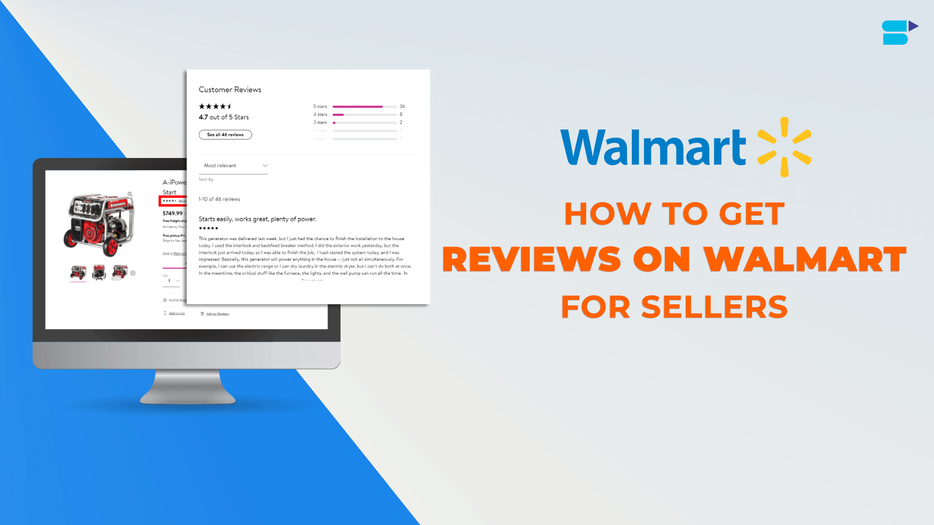 walmart reviews - get more customer reviews