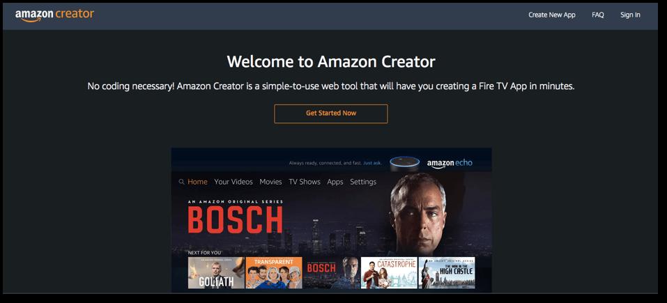 Amazon live creator app