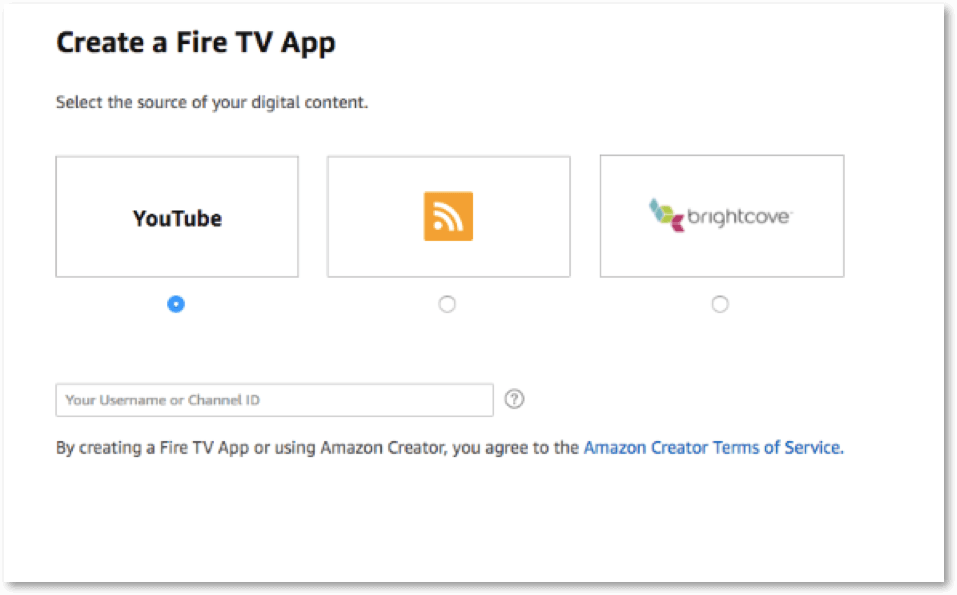 create product youtube video