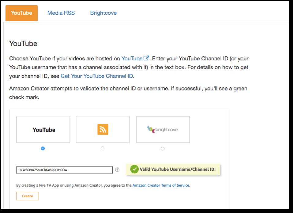 youtube product video amazon