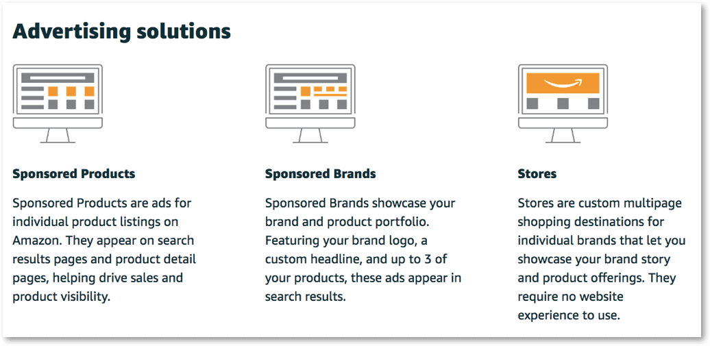 amazon advertising solutions