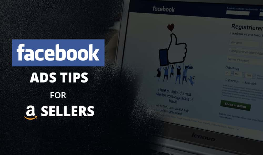 facebook ads for amazon fba