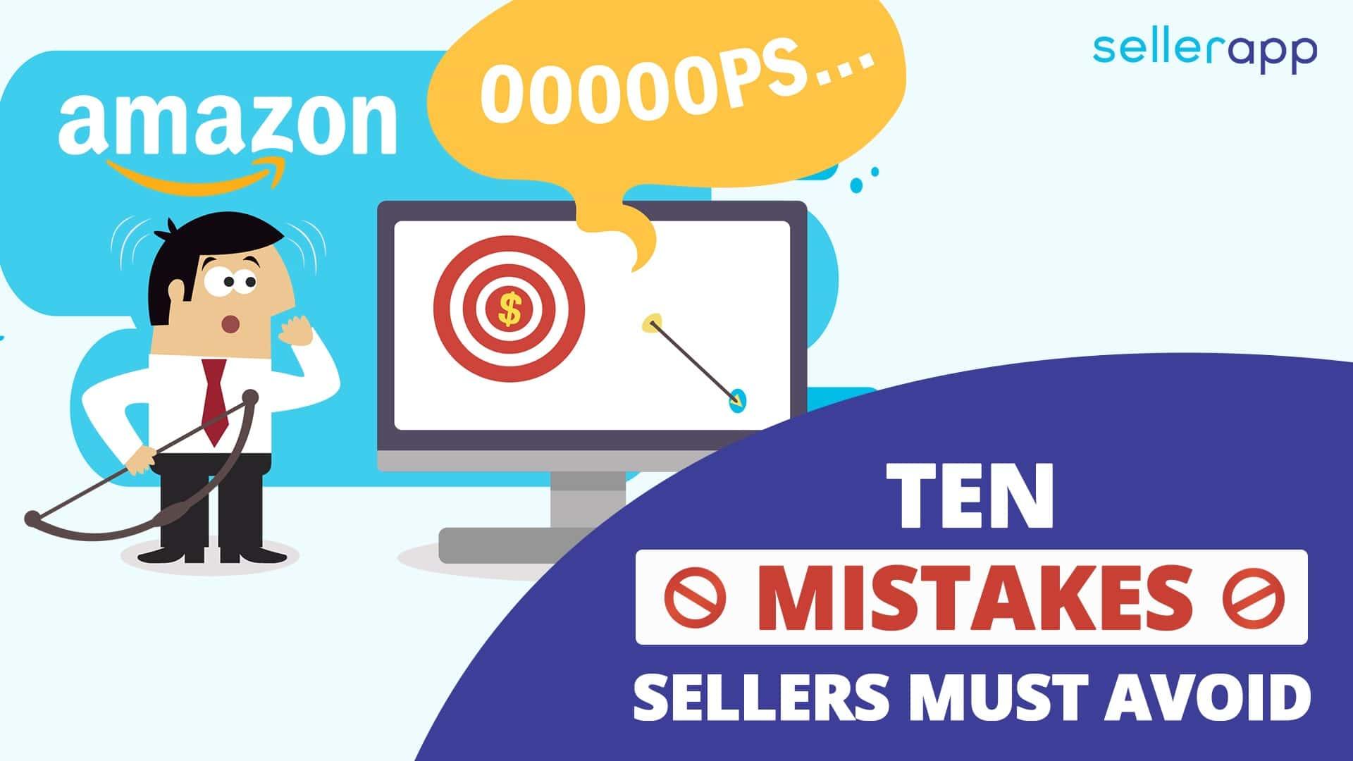amazon fba seller mistakes