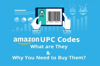 UPC codes amazon
