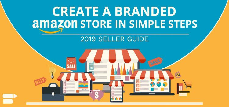 create amazon store account