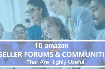 Amazon seller Communities