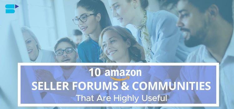 Amazon seller Communities