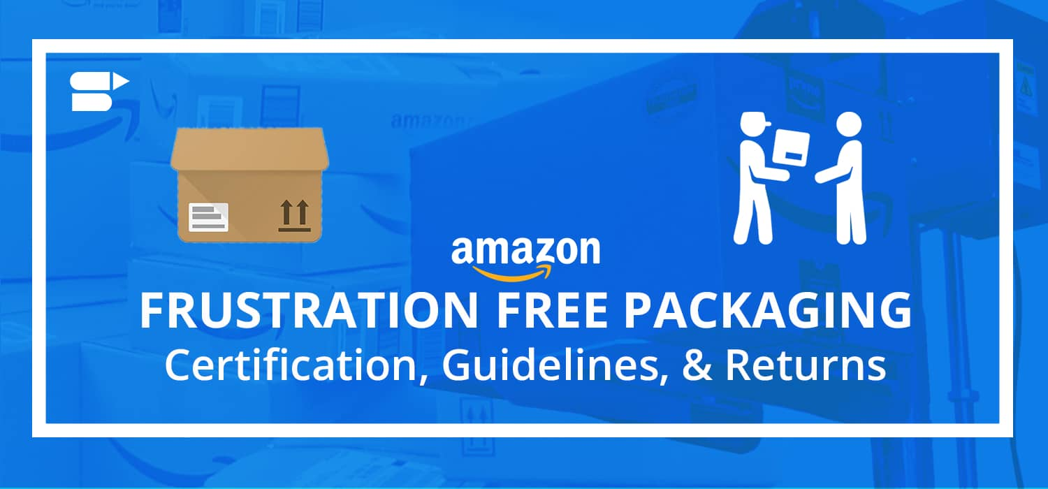 Amazon frustration free packaging