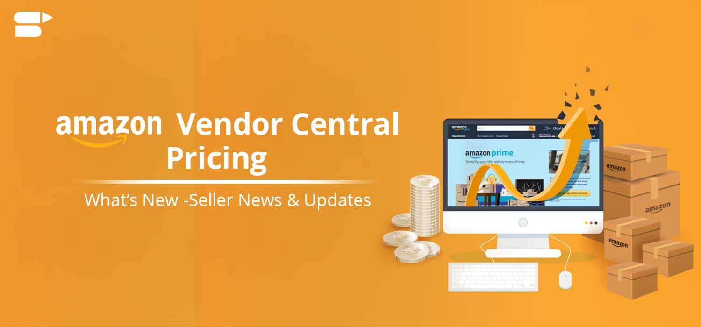 vendor central pricing update