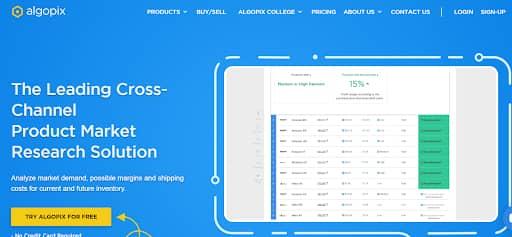 algopix entrepreneur