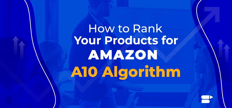 amazon a10 algorithm 1