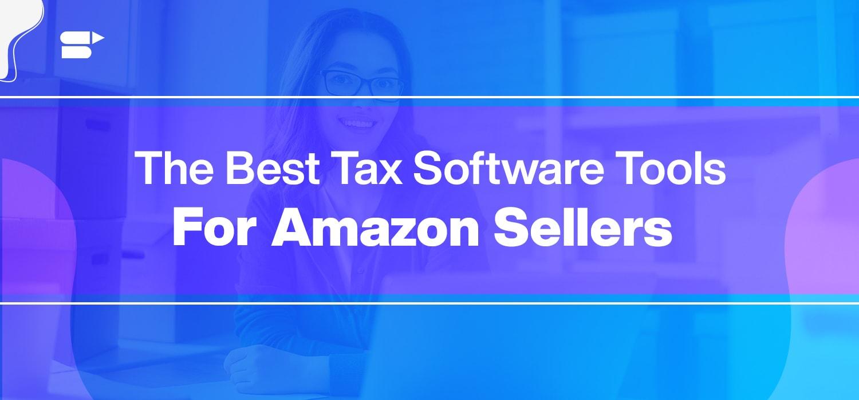 top amazon seller tax software