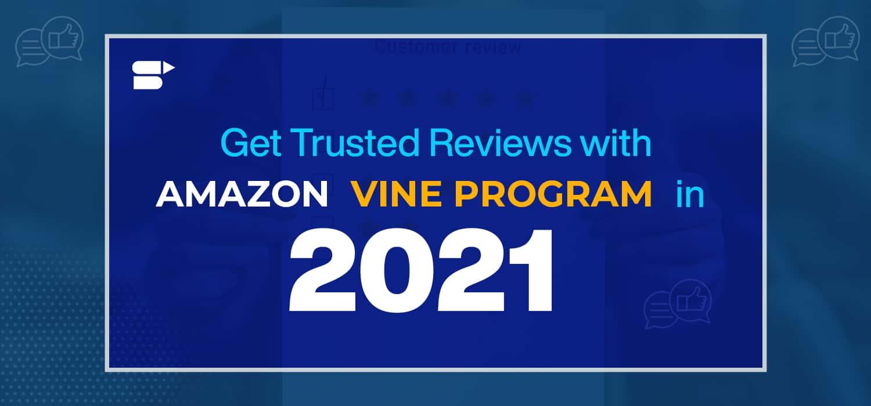 amazon vine program in 2021