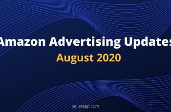 amazon ppc august 2020 updates