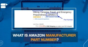 what is amazon manufacturer part number