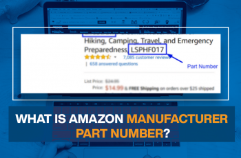manufacturer part number lookup amazon