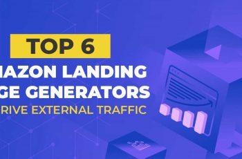 amazon landing page generators