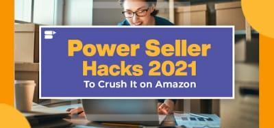 amazon power seller