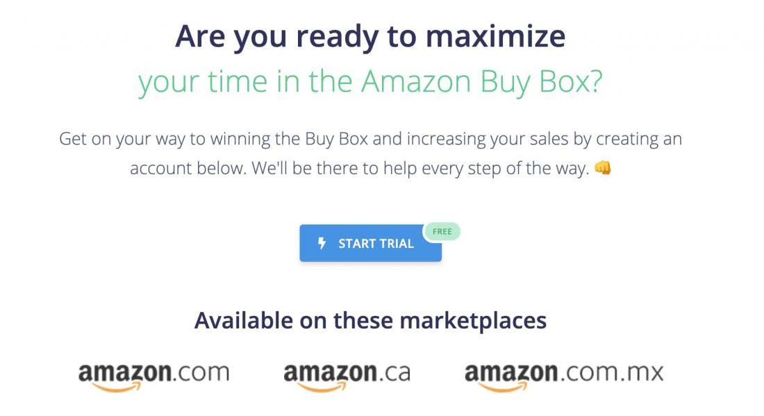 amazon repricer for all the marketplaces
