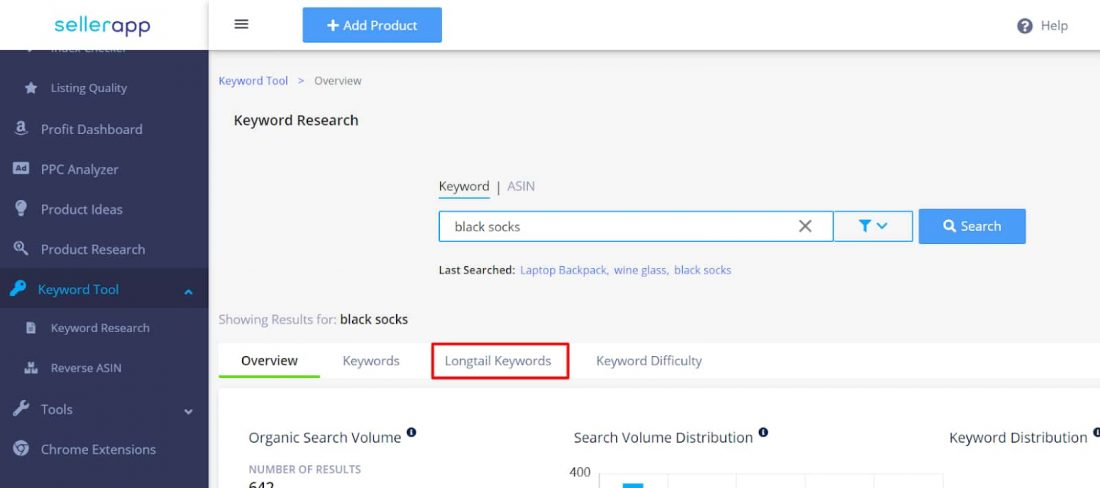 how to use amazon long tail keywords