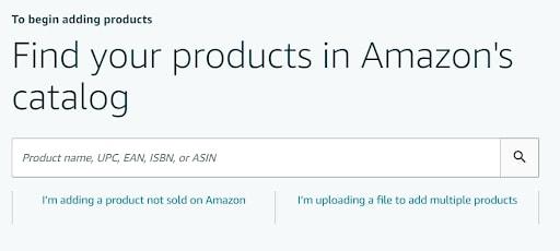 amazon listing rules