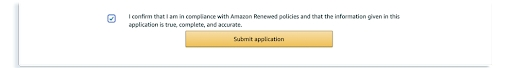 sell refurbished products on Amazon Renewed