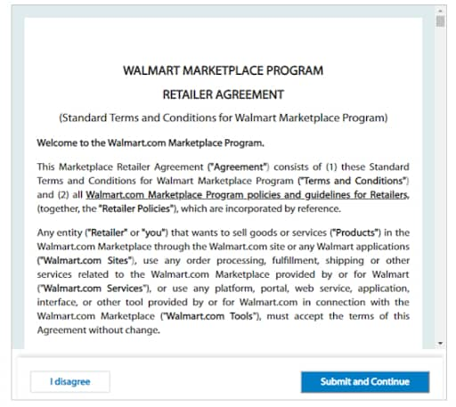 How To Get Approved On Walmart Marketplace