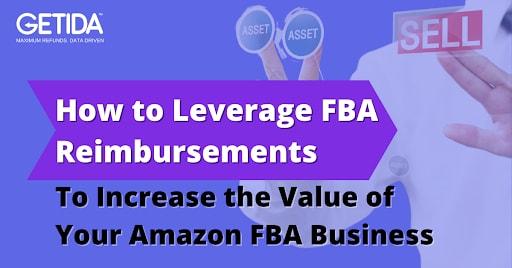 how fba reimbursements can help