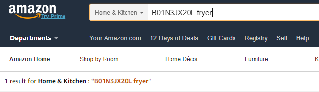 how to index keywords on amazon