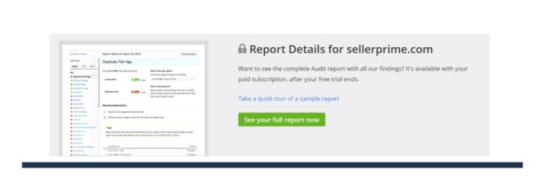 advanced amazon listing report