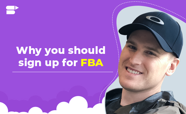 Why you should sign up for Amazon FBA